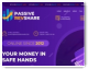 Passive Revenue Share Ltd