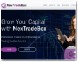 Nextradebox screenshot