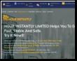 hourinstantly.com screenshot