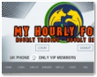 Myhourlyforex.com screenshot