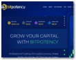 bitpotency.com screenshot