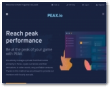 Peax.io screenshot