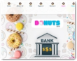 Donutsbank.online screenshot