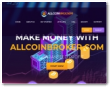 Allcoinbroker.com screenshot