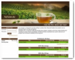 Tea Traders.biz screenshot