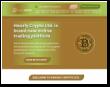 hourlycrypto.io screenshot