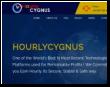 hourlycygnus.com screenshot