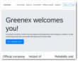 greenex.life screenshot