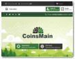 Coinsmain.site screenshot