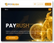 Payrush.io screenshot