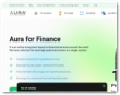 Aura4.finance screenshot