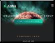 alphainvgroup.com screenshot