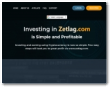 Zetlag.com screenshot