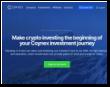 Coynex.com screenshot