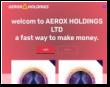 Aerox-holdings screenshot