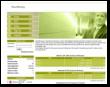 Hourstrong.com screenshot