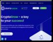 cryptogrow.club screenshot