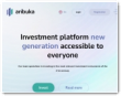 Aribuka.com screenshot
