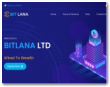 Bitlana.biz screenshot